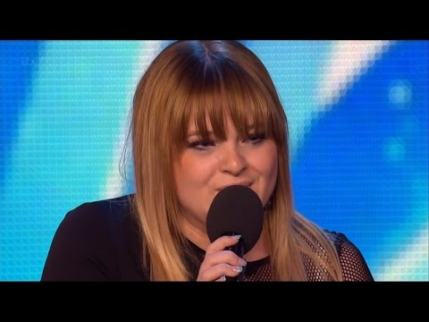 Britain's Got Talent 2015 S09E01 Jade Scott performs before her Brother Calum Full Video