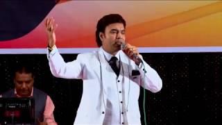 O Mehbooba Tere Dil Ke Pas Hi Hai By Mukhtar Shah at Farmaish Club Vadodara