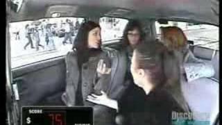 THE BIDDIES ON CASH CAB!