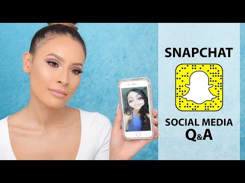 Xxx Mp4 SNAPCHAT Q A ANSWERING ALL YOUR SOCIAL MEDIA QUESTIONS DESI PERKINS 3gp Sex
