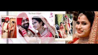 Punjabi Wedding 2016 highlights Vikram nd Nishu