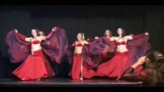 Desert Dream perform at Yousry Sharif's Hafla in Santa Cruz, 2007