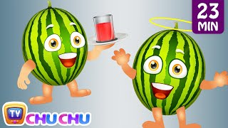 Watermelon Song | Learn Fruits for Kids and Many More Nursery Rhymes & Kids Songs by ChuChu TV