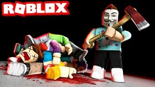 DENIS MURDERED ALL THE PALS!? The Purge Story in Roblox! (Roblox Purge)
