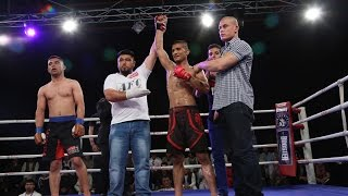 Farhad Shirzad VS Ahmad Zia Mohammadi AFC 4  AFG MMA Fight HD