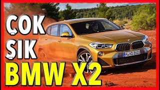 2018 BMW X2 haber ve ilk tanıtım videosu