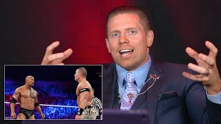 The Miz rewatches his 2011 Survivor Series match with R-Truth vs. The Rock & John Cena: WWE Playback