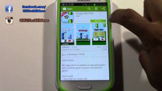 Galaxy S3 - How to Download Games & Apps​​​ | H2TechVideos​​​