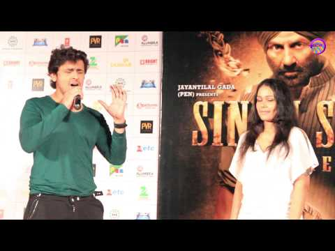 Xxx Mp4 Singh Saab The Great Title Song Sunny Deol Sonu Nigam 3gp Sex