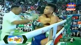 Khmer Boxing រឿន សុខលី ប៉ះ វ៉ន វ៉ុន, Khmer Boxing, SeaTv Boxing