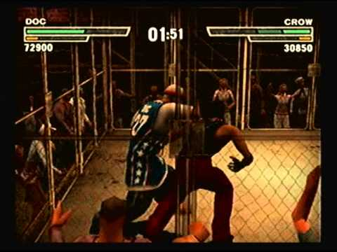 Def Jam Fight for NY Doc vs Crow