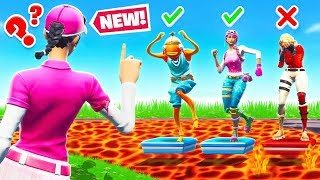 SIMON SAYS DON'T EMOTE *NEW* Game Mode in Fortnite Battle Royale