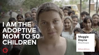 This Woman Adopted 50 Children in Nepal