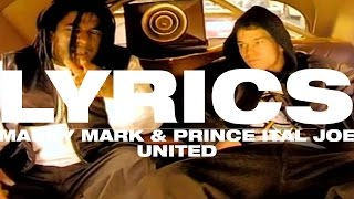 🎬 Marky Mark & Prince Ital Joe - United 1994 Extended Mix | Official Lyrics Video (Magyar Dalszöveg)