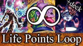Infinite Life Points Loop Anti Meta Deck