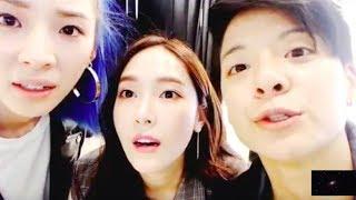 170909 Jessica & Irene Kim & Amber @ BLANC & ECLARE Soho New York Store