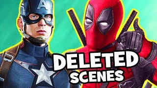 Deadpool 2 DELETED & CENSORED Scenes, Missing Post-Credits & Extended Cut