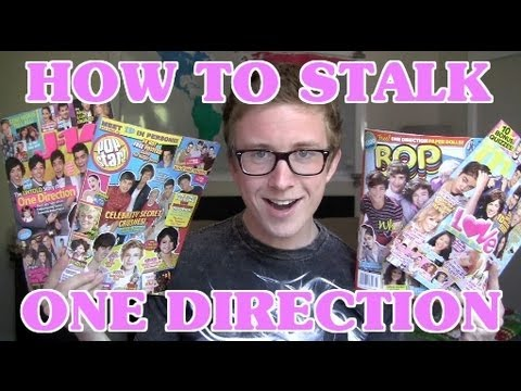 Xxx Mp4 HOW TO Stalk One Direction Tyler Oakley 3gp Sex