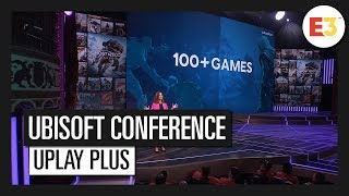 UPlay Plus: E3 2019 Conference Presentation