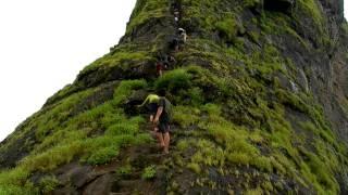 Harihar Gad  Descending