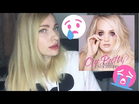 I cried! CARRIE UNDERWOOD - Cry Pretty Album Musician's Reaction & Review!