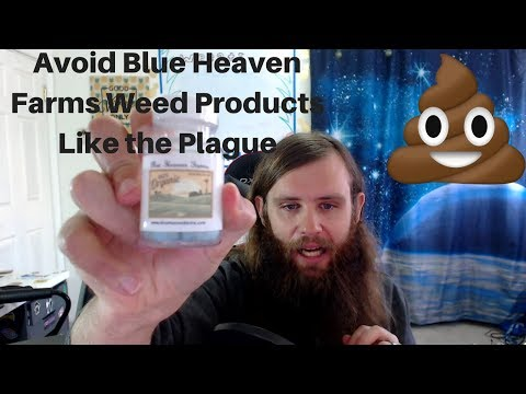 Xxx Mp4 A WORTHLESS SACK OF BULLSHIT Blue Heaven Farms THC Capsules Indica 2 500 Mg Reviewed 3gp Sex