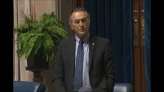 Alan Lagimodiere introduces a Private Members Bill