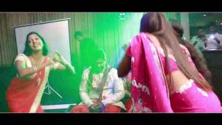dilhani & Dinusha suprice dance