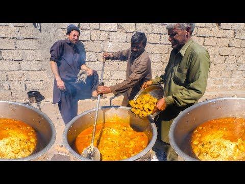 Xxx Mp4 INSANE Pakistani Food VILLAGE WEDDING 4000 PEOPLE ULTRA RARE BREAKFAST Street Food In Pakistan 3gp Sex