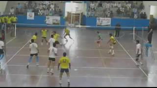 Naseer Ahmed Volleyball Best spiker