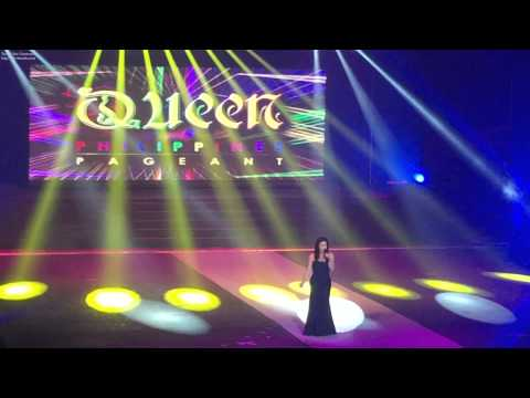 Regine Velasquez at Queen Philippines 2015 Opening Number & Her Funny Side