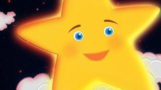 ពន្លឺផ្កាយតូច | Twinkle Twinkle Little Star | ចំរៀងកុមារ | Khmer Nursery Rhyme