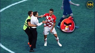 Crazy Football Fights & Angry Moments - 2018 HD #4