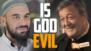 IS GOD EVIL - MUSLIM RESPONSE