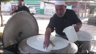 طريقة عمل و تحضير خبز السياح العراقي 2016
