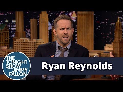 Ryan Reynolds' Baby Calls Him Mama