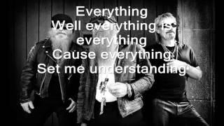ZZ Top- Everything (lyrics)