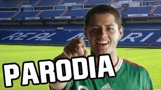 La Canción Más Graciosa del Mundo del Fútbol (Parodia El Chicharito)