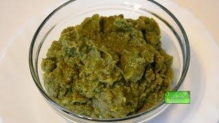 Bangladeshi Bhorta Recipe - Sheem Bharta - Mashed Flat Beans - Deeba's Recipe