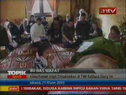 Xxx Mp4 Berita Indonesia Istri Jenderal AH Nasution Meninggal Dunia 3gp Sex