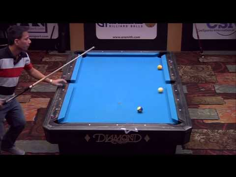 2013 US Bar Table Championships 10 BALL FINAL SET 2 Dennis Orcollo vs Corey Deuel