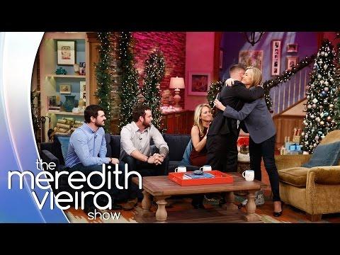 Marines Reunited The Meredith Vieira Show