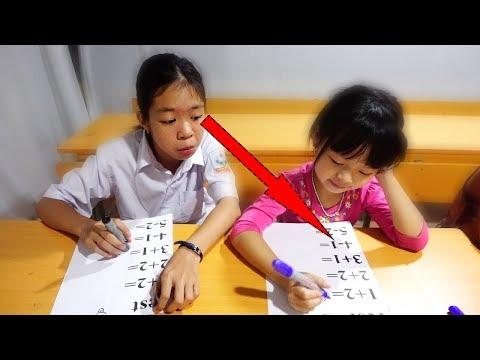 Xxx Mp4 Hunter Kids Go To School Learn Colors MATH Classroom Funny Nursery Rhymes 3gp Sex