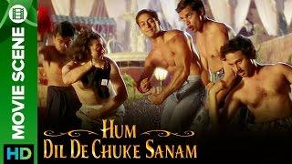 Salman shows his superiority