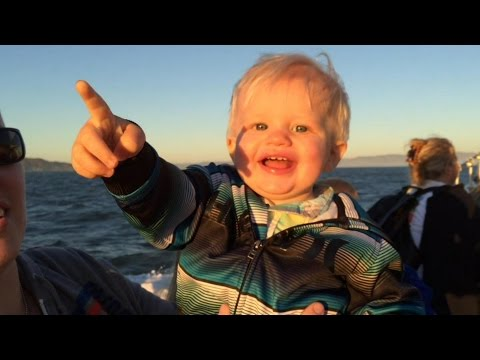 24 Hours With 5 Kids in San Francisco