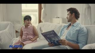 Hritik Roshan in PLASTO PIPES TV Advertisement