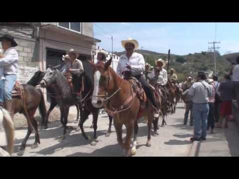 YECAPIXTLA PRESENTE EN LA RUTA ZAPATA 2010