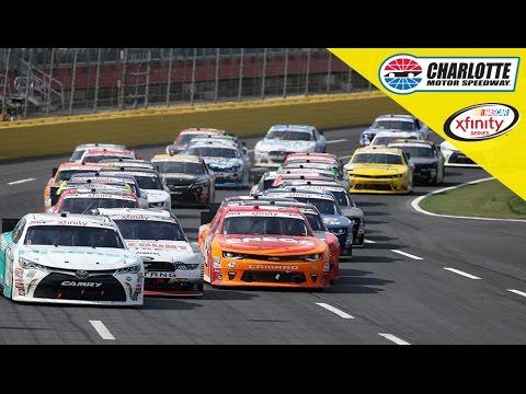 NASCAR XFINITY Series - Full Race - Hisense 4K TV 300