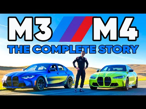 The new BMW M3 will never live up to your expectations — Jason Cammisa on the Icons — Ep. 03