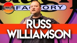 Russ Williamson | Pothole Tourettes | Laugh Factory Chicago Stand Up Comedy